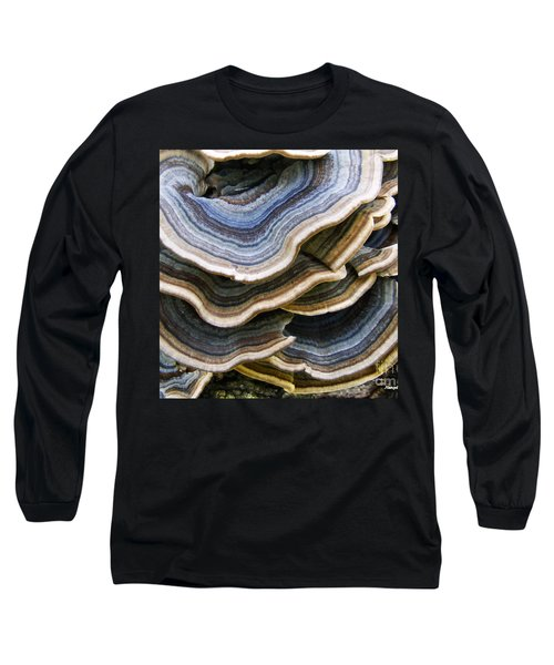 Bridgeport Mushrooms Long Sleeve T-Shirt