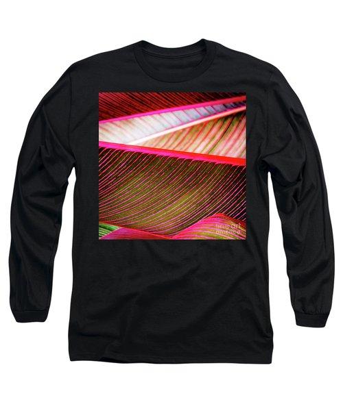 Bright Leaves 548 Long Sleeve T-Shirt