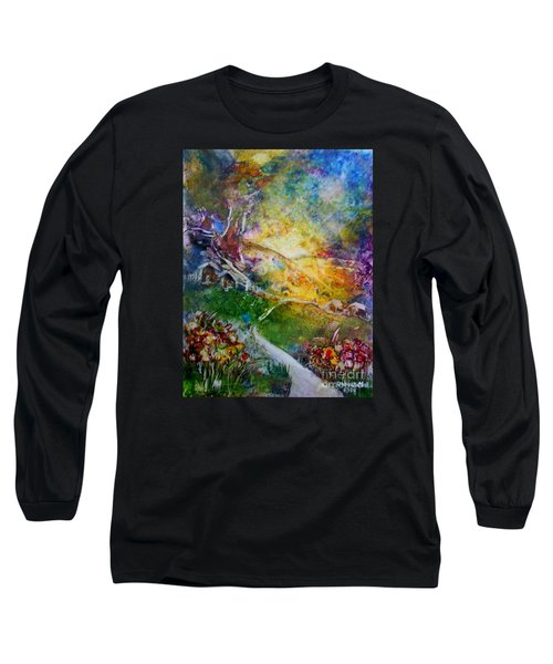 Bright Shiny Day Long Sleeve T-Shirt