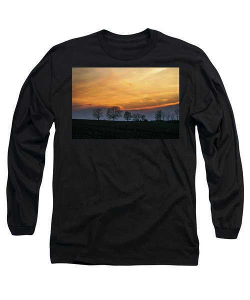 Brilliant Canopy Long Sleeve T-Shirt