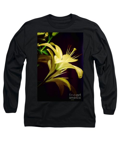 Brilliant Lily Long Sleeve T-Shirt
