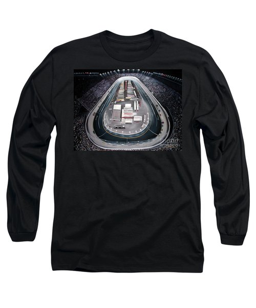 Bristol Motor Speedway Racing The Way It Ought To Be Long Sleeve T-Shirt