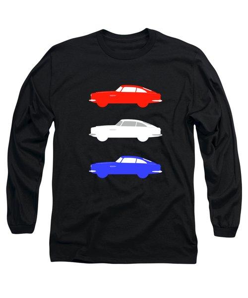 British Icon - Aston Martin Db5 Long Sleeve T-Shirt