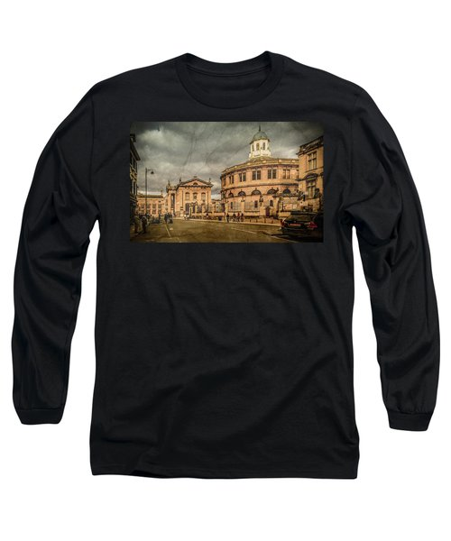 Oxford, England - Broad Street Long Sleeve T-Shirt