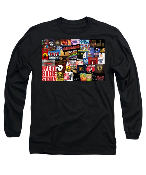 Broadway 3 Long Sleeve T-Shirt