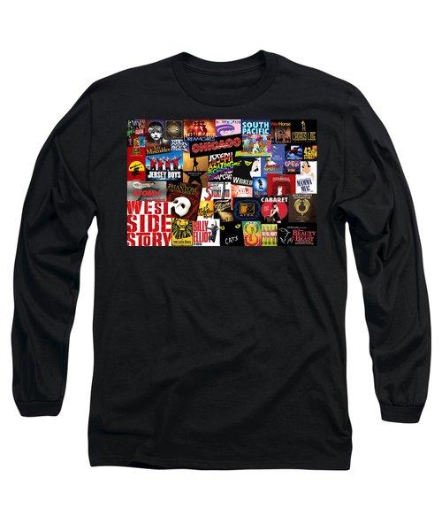 Broadway 3 Long Sleeve T-Shirt
