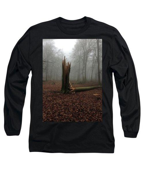 Broken Oak Long Sleeve T-Shirt