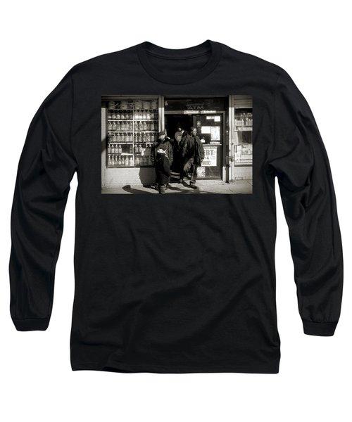 Bronx Scene Long Sleeve T-Shirt