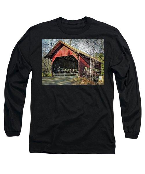 Brookdale Bridge Long Sleeve T-Shirt