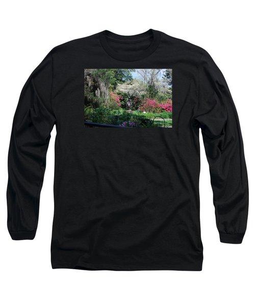 Brookgreen Gardens 2 Long Sleeve T-Shirt