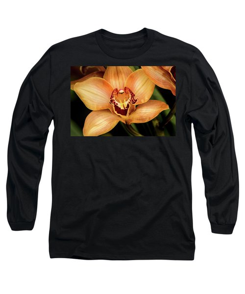 Brookside Orchid Long Sleeve T-Shirt