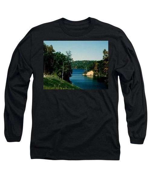 Brookville Lake Brookville Indiana Long Sleeve T-Shirt