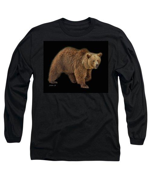 Brown Bear 5 Long Sleeve T-Shirt