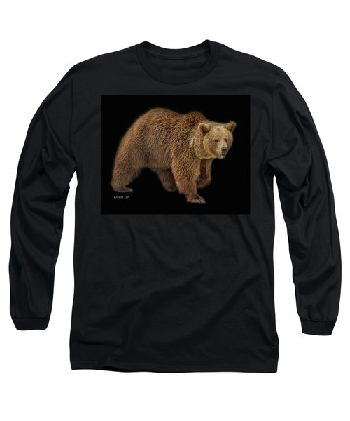 Brown Bear 5 Long Sleeve T-Shirt