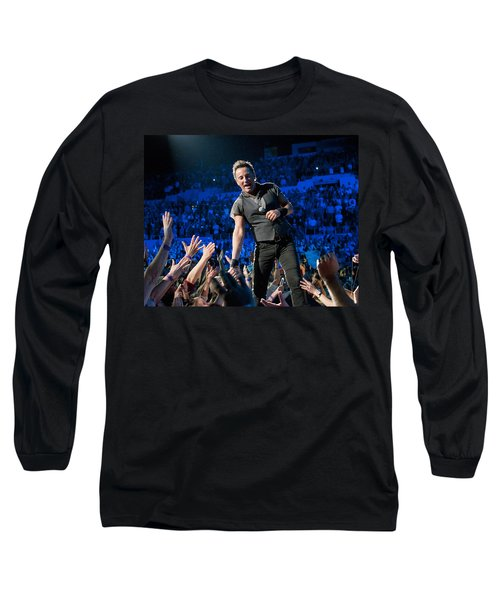 Bruce Springsteen La Sports Arena Long Sleeve T-Shirt