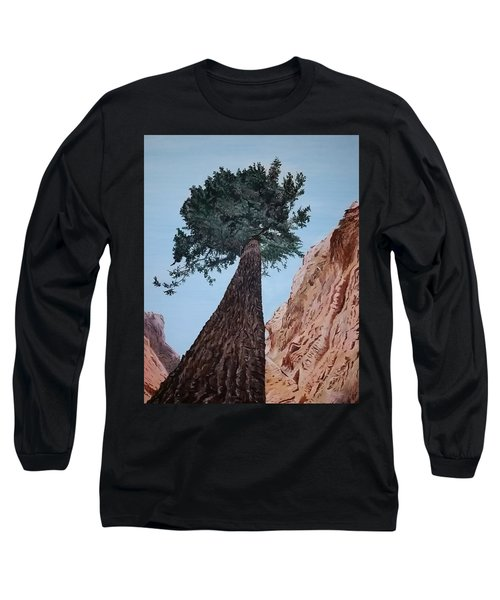 Bryce Pine Long Sleeve T-Shirt