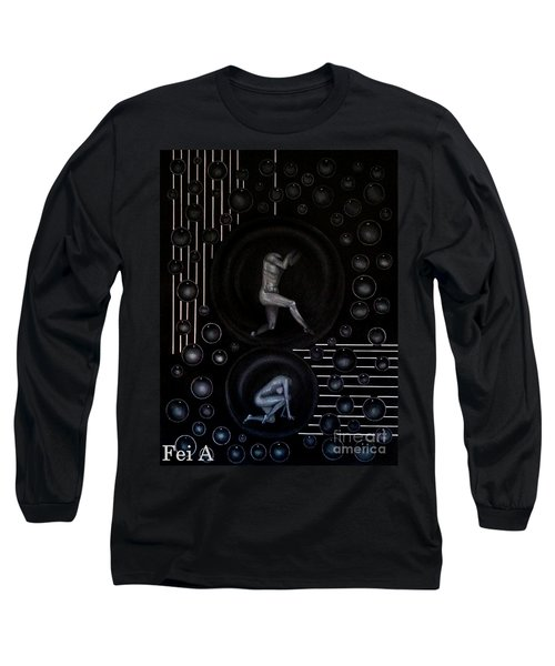 Bubbles Of Life Long Sleeve T-Shirt