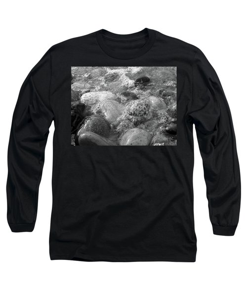 Bubbling Stones Long Sleeve T-Shirt