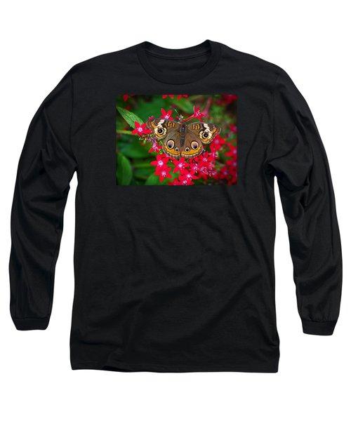 Buckeye On Pentas Long Sleeve T-Shirt