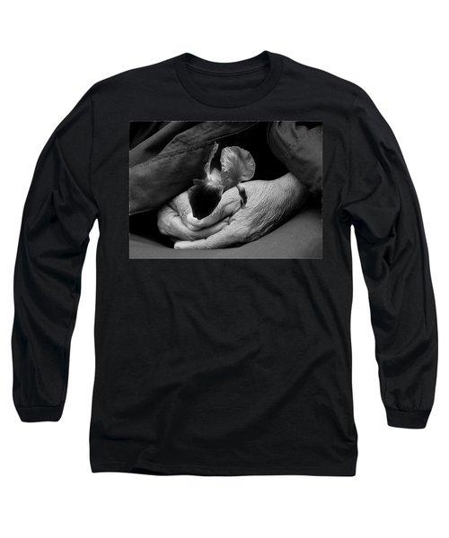 Buddha's Nature Long Sleeve T-Shirt