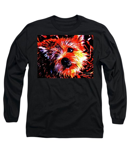 Long Sleeve T-Shirt featuring the photograph Buddy by Xn Tyler