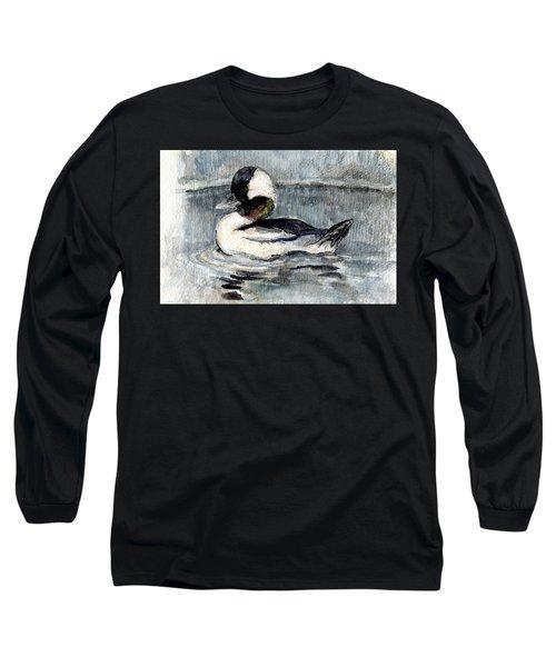 Bufflehead Long Sleeve T-Shirt