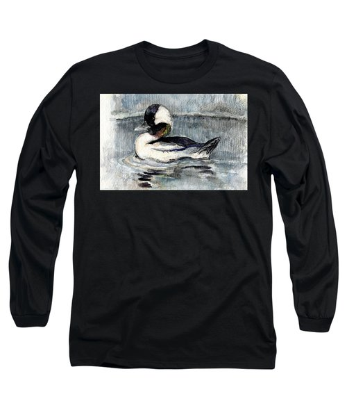Bufflehead Long Sleeve T-Shirt