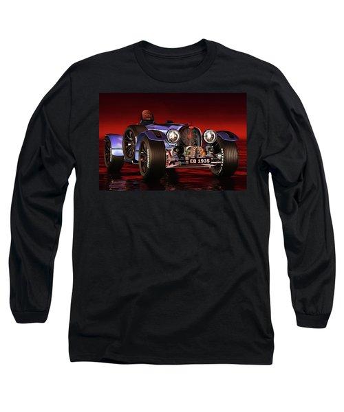 Bugatti Type 33 Long Sleeve T-Shirt