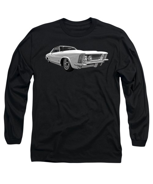 Buick Riviera Long Sleeve T-Shirt