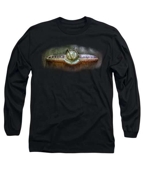 Buick Super Eight Logo Long Sleeve T-Shirt