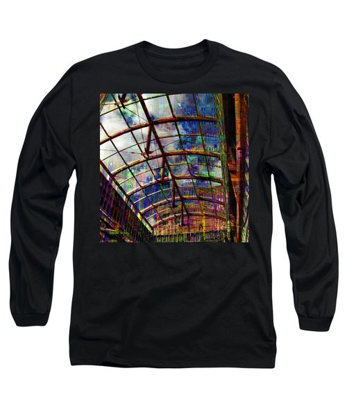 Building For The Future Long Sleeve T-Shirt