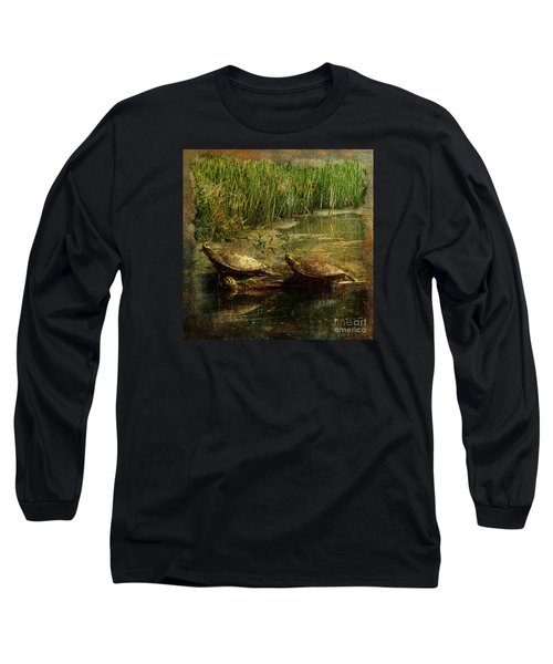Bump On A Log 2015 Long Sleeve T-Shirt