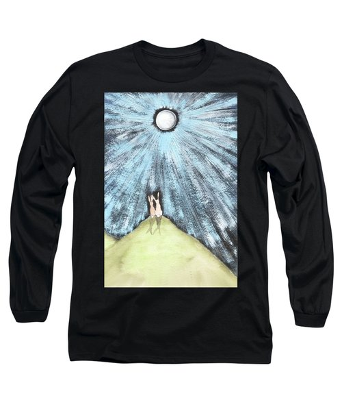 Bunny Moon Long Sleeve T-Shirt