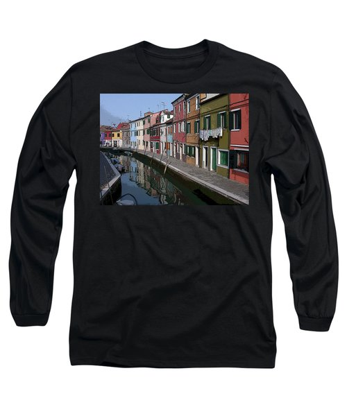 Burano Long Sleeve T-Shirt