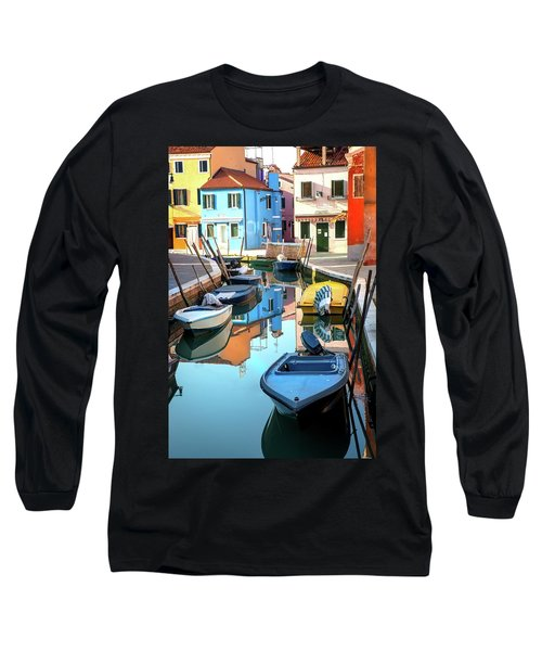 Burano II  Long Sleeve T-Shirt