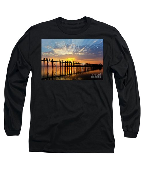 Burma_d819 Long Sleeve T-Shirt