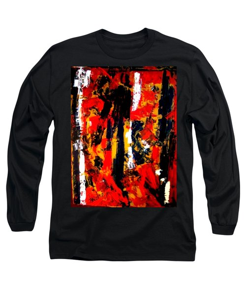 Burning Bright Long Sleeve T-Shirt