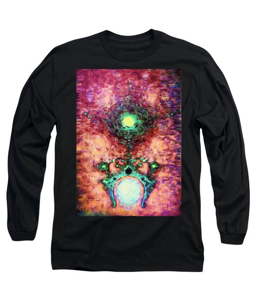 Burning Dust Long Sleeve T-Shirt
