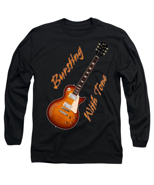 Bursting With Tone Long Sleeve T-Shirt