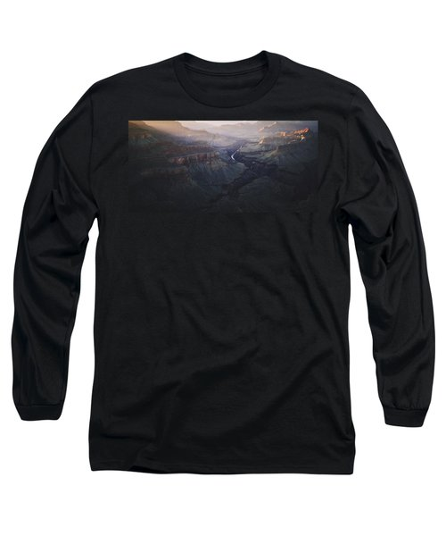 Bury Me At The Heart Of The River Long Sleeve T-Shirt