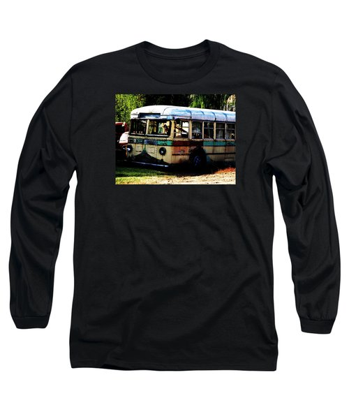 Bus Stop Long Sleeve T-Shirt