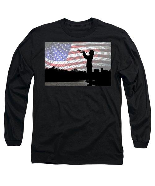 Butterfield's Lullaby  Long Sleeve T-Shirt