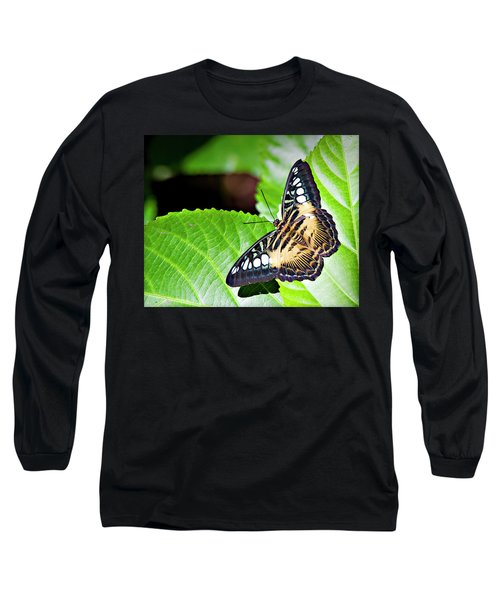 Butterfly 13a Long Sleeve T-Shirt