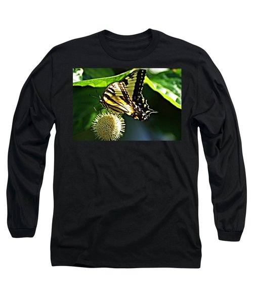 Butterfly 4 Long Sleeve T-Shirt