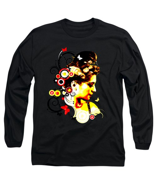 Butterfly Enchantment Long Sleeve T-Shirt
