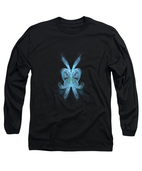 Butterfly Heart Long Sleeve T-Shirt