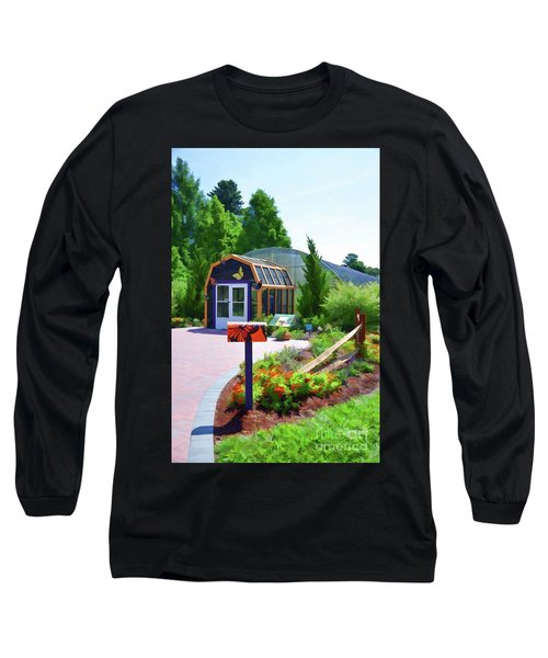 Butterfly House 1 Long Sleeve T-Shirt
