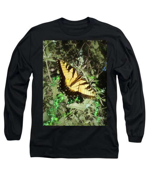 Butterfly Magic Long Sleeve T-Shirt