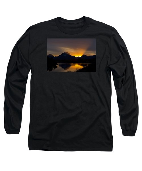 By Oxbow Light... Long Sleeve T-Shirt