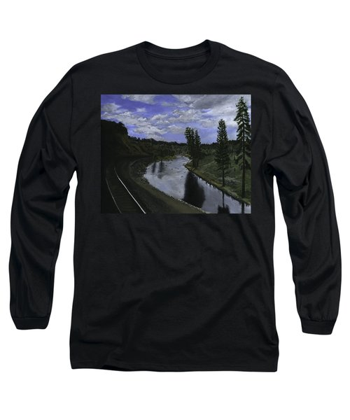 By Rail Long Sleeve T-Shirt